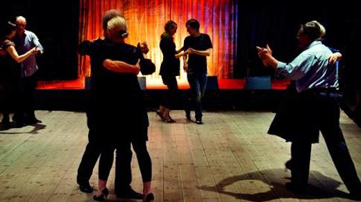 Bild för 190507 Milonga Musical, 2019-05-07, Stallet - Världens Musik