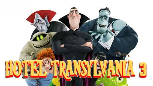 Bild för Hotell Transylvanien 3: En Monstersemester (Sv. ta, 2018-07-13, Kulturhuset i Svalöv
