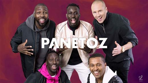 Bild för Panetoz på Liljan, 2018-06-16, Liljan