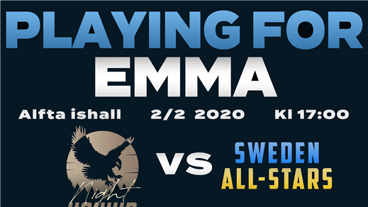 Bild för Playing for Emma, 2020-02-02, Alfta Ishall