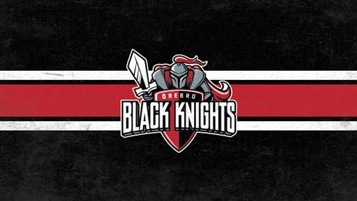 Bild för Örebro Black Knights Stödbiljetter, 2020-08-27, Behrn Arena