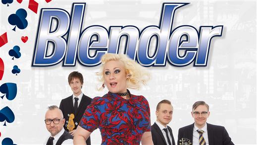 Bild för BLENDER, 2021-10-02, Huskvarna Folkets Park