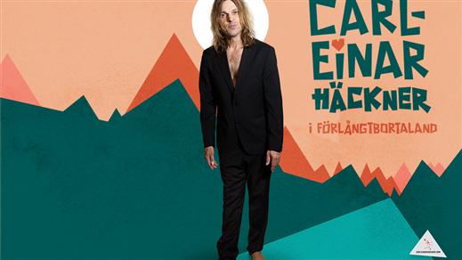Bild för Carl-Einar Häckner – I FÖR LÅNGT BORTA LAND, 2021-10-03, Landskrona Teater
