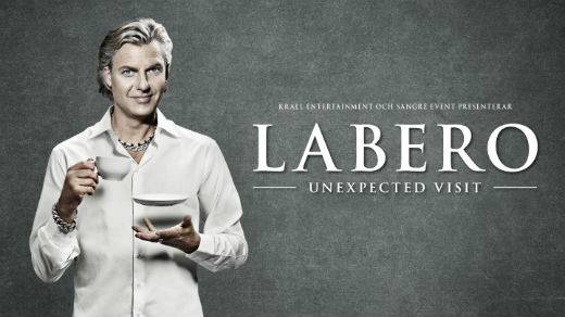 Bild för JOE LABERO - UNEXPECTED VISIT, 2019-12-12, Jönköpings Teater
