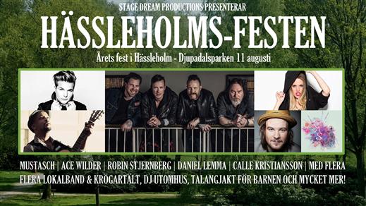 Bild för Hässleholms-festen 2017, 2017-08-11, Djupadalsparken