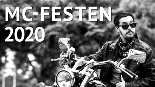 Bild för MC-FESTEN, 2020-01-25, Hard Rock Cafe Gothenburg
