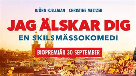 Bild för Jag älskar dig - En skilsmässokomedi (Sv. txt), 2016-10-06, Kulturhuset i Svalöv