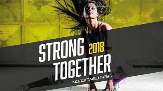 Bild för Strong Together 2018 Entré + Pass, 2018-04-07, Svenska Mässan