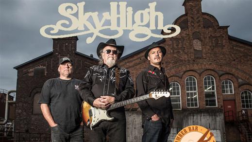 Bild för Sky High - Clas Yngström, 2016-12-02, Bomber Bar Motala