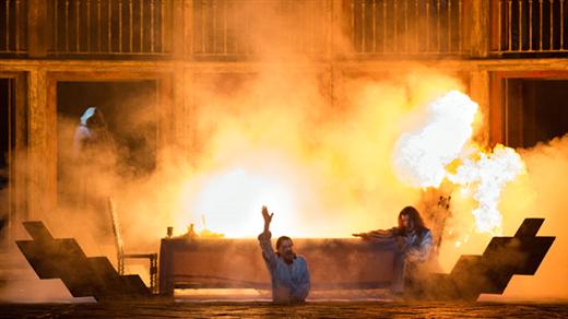 Bild för The Metropolitan Opera - Don Giovanni 13/11, 2016-11-13, Miklagård, Umeå Folkets Hus