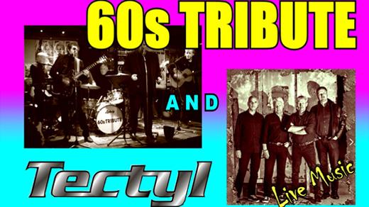 Bild för 60s Tribute & Tectyl, 2018-11-24, Katalin
