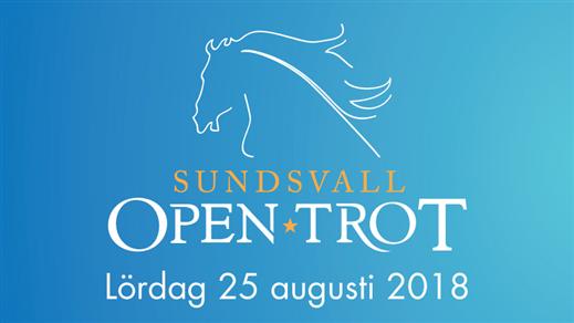 Bild för V75 Sundsvall Open Trot  2018-08-25, 2018-08-25, Bergsåker
