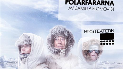 Bild för Polarfararna, 2018-11-23, Åseda Folkets Hus