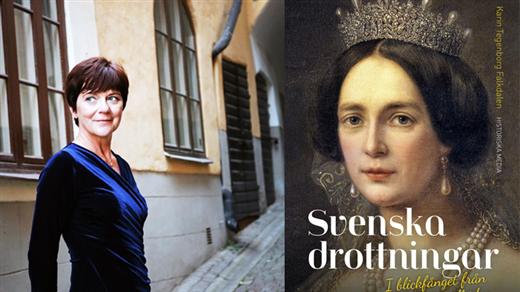 Bild för Svenska drottningar, 2020-10-17, Livrustkammaren