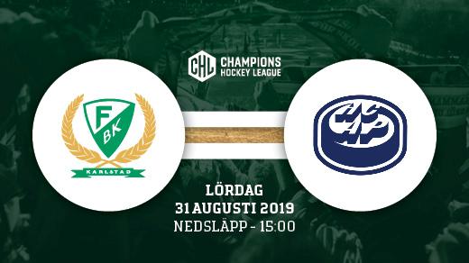 Bild för FÄRJESTAD BK - AMBRI PIOTTA, 2019-08-31, Löfbergs Arena
