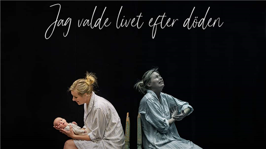 Bild för Jag valde livet efter döden - NoTe, 2020-04-04, Folkan Teater