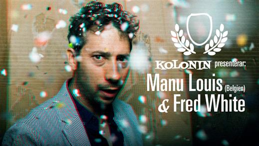 Bild för Manu Louis & Fred White på O'Learys, Klubben., 2020-01-31, O'Learys Klubben