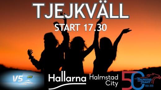 Bild för Tjejkväll V64® - Måndag 2 november, 2020-11-02, Halmstadtravet