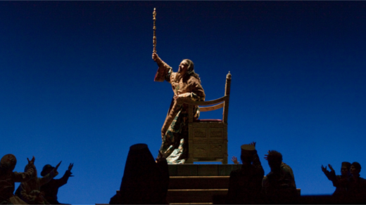 Bild för Live på bio: Boris Godunov, 2021-10-09, Miklagård, Umeå Folkets Hus
