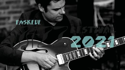Bild för Erik Söderlind på Enskede jazzfestival 2021, 2021-09-11, Triangelkyrkan