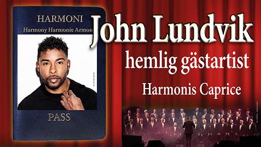 Bild för Harmonis Caprice 2020/21, 2021-11-06, Lindesberg Arena