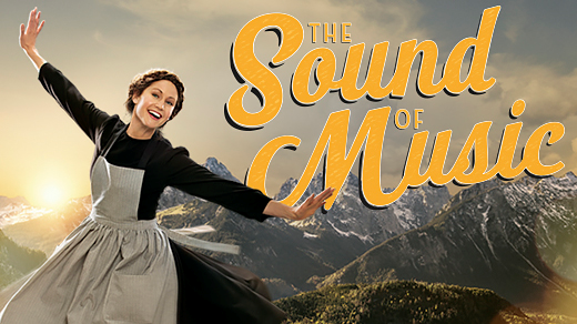 Bild för The Sound of Music, 2019-04-26, Falkenbergs Stadsteater