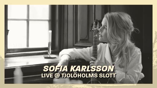 Bild för Sofia Karlsson, 2021-08-12, Tjolöholms Slott