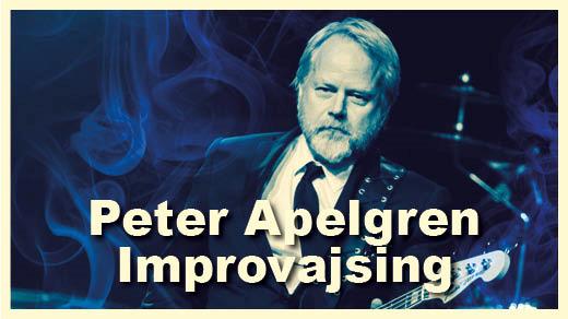 Bild för Peter Apelgren - Improvajsing, 2018-10-20, Jönköpings Teater