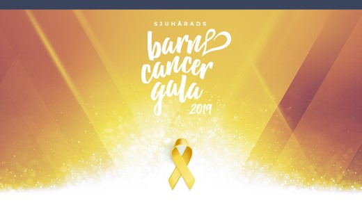 Bild för Sjuhärads Barncancergala 2019, 2019-10-24, Åhaga