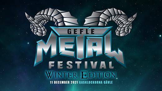Bild för Gefle Metal Festival Winter Edition, 2021-12-11, Gasklockorna