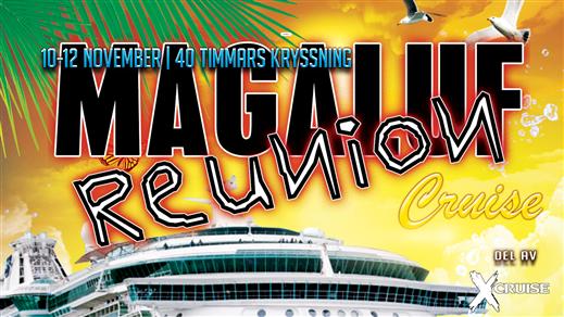 Bild för Magaluf Reunion - 10-12 November, 2016-11-10, Silja Line, Värtahamnen