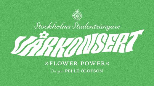 Bild för Vårkonsert med Stockholms Studentsångare, 2018-04-14, Eric Ericsonhallen