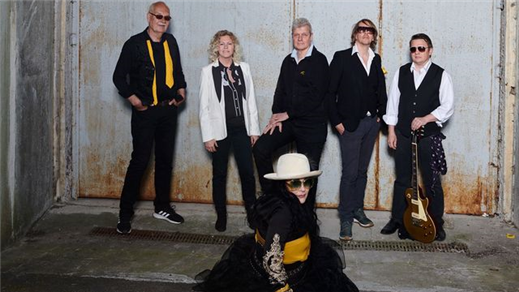 Bild för Yvette Eklund Band, 2021-10-16, Folk Å Rock