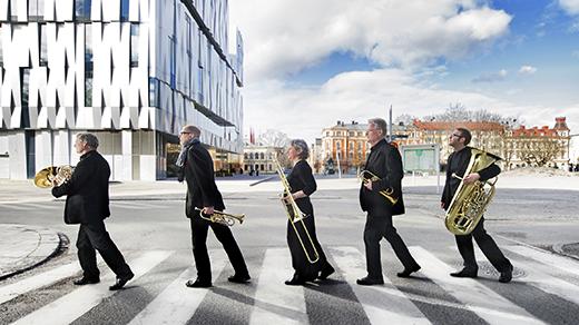 Bild för Linnékvintetten - Drömmar om Böhmen, 2018-10-07, UKK - Sal B   Musik i Uppland