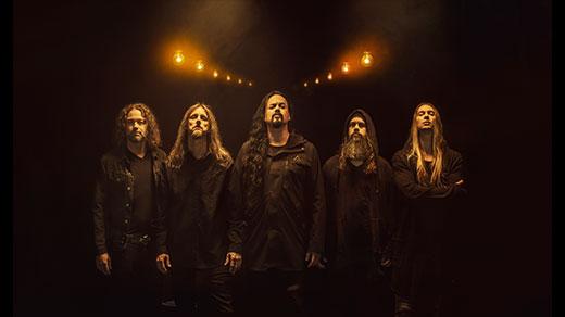 Bild för Evergrey + Sorcerer, 2020-02-29, Fryshuset Klubben