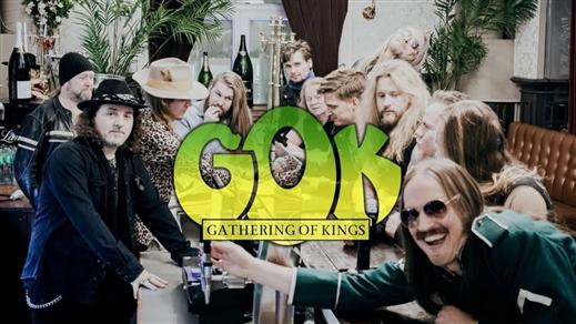 Bild för Gathering Of Kings-Discovery Tour- Linköping, 2022-01-07, PALATSET