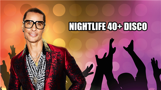 Bild för Nightlife 40+ Disco!, 2019-10-11, Grand Hotells Nattklubb