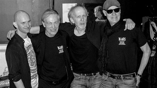 Bild för Bill Öhrström + Pitkin Taylor + Revolution, 2017-04-29, Palatset