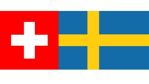 Bild för Schweiz - Sverige, 2018-07-03, Bio Oskar