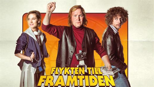 Bild för Flykten till framtiden (Sal1 Barntil. Kl.18 1t39m), 2016-11-15, Saga Salong 1